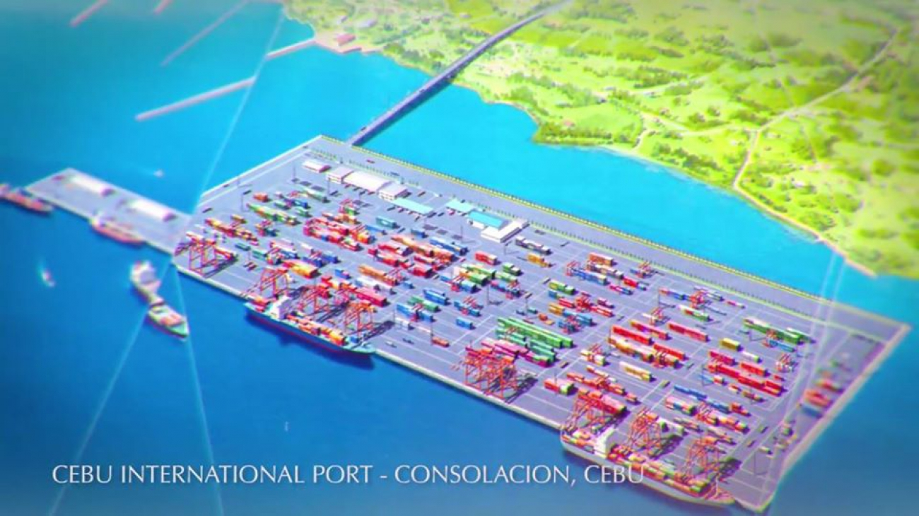 New Cebu Container Port Ready by 2022